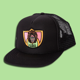 <img class='new_mark_img1' src='//img.shop-pro.jp/img/new/icons15.gif' style='border:none;display:inline;margin:0px;padding:0px;width:auto;' />HAOMING×ULTIMATE WARRIOR MESH CAP