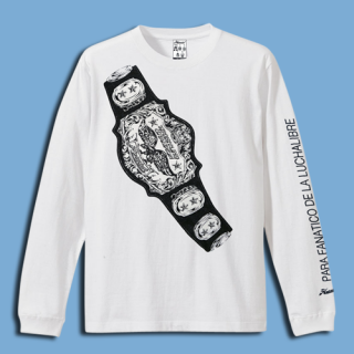 CHAMPION BELT L/S Tshirt