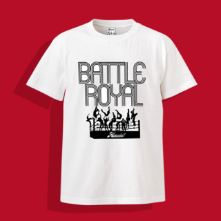<img class='new_mark_img1' src='//img.shop-pro.jp/img/new/icons15.gif' style='border:none;display:inline;margin:0px;padding:0px;width:auto;' />BATTLE ROYAL Tshirt
