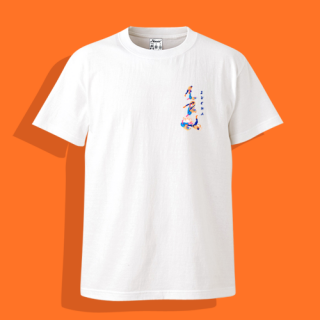 <img class='new_mark_img1' src='//img.shop-pro.jp/img/new/icons15.gif' style='border:none;display:inline;margin:0px;padding:0px;width:auto;' />LEGS SPREAD Tshirt