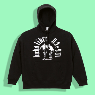 <img class='new_mark_img1' src='//img.shop-pro.jp/img/new/icons15.gif' style='border:none;display:inline;margin:0px;padding:0px;width:auto;' />LUCHA LIBRE HOODIE