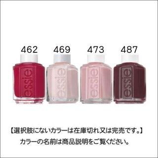 ●essie エッシー 470-478番