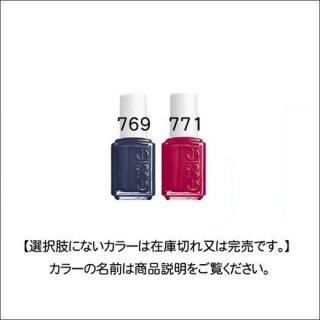 ●essie エッシー 760-772番