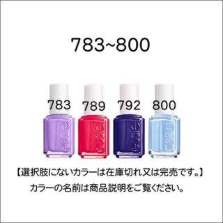 ●essie エッシー 783-800番