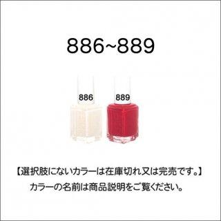 ●essie エッシー 885-890番