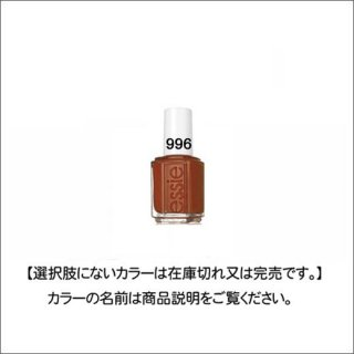 ●essie エッシー 996-1002番