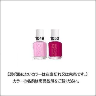 ●essie エッシー 1034-1052番