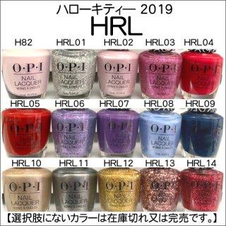 ●OPI オーピーアイ H82 & HRL01-14 ハローキティー