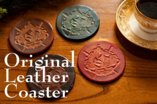 Original Leather Coaster