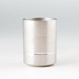 錫 コップ 清流加工 320ml 商品番号:84/名入れ・マーク入れ 不可