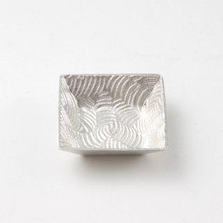錫 銘々皿 深型 商品番号:1080-1/名入れ・マーク入れ 不可