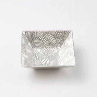 錫 銘々皿 深型 商品番号:1080-2/名入れ・マーク入れ 不可