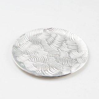 錫 銘々皿 商品番号:1300-3/名入れ・マーク入れ 不可