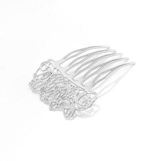 Tiara comb<br />Bouquet