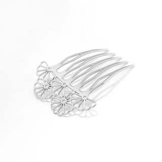Tiara comb<br />Little flowers