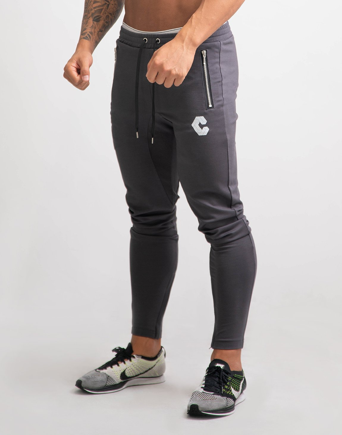 <img class='new_mark_img1' src='//img.shop-pro.jp/img/new/icons1.gif' style='border:none;display:inline;margin:0px;padding:0px;width:auto;' />MODE Sweat Pants 02 Ver2 D-Gray