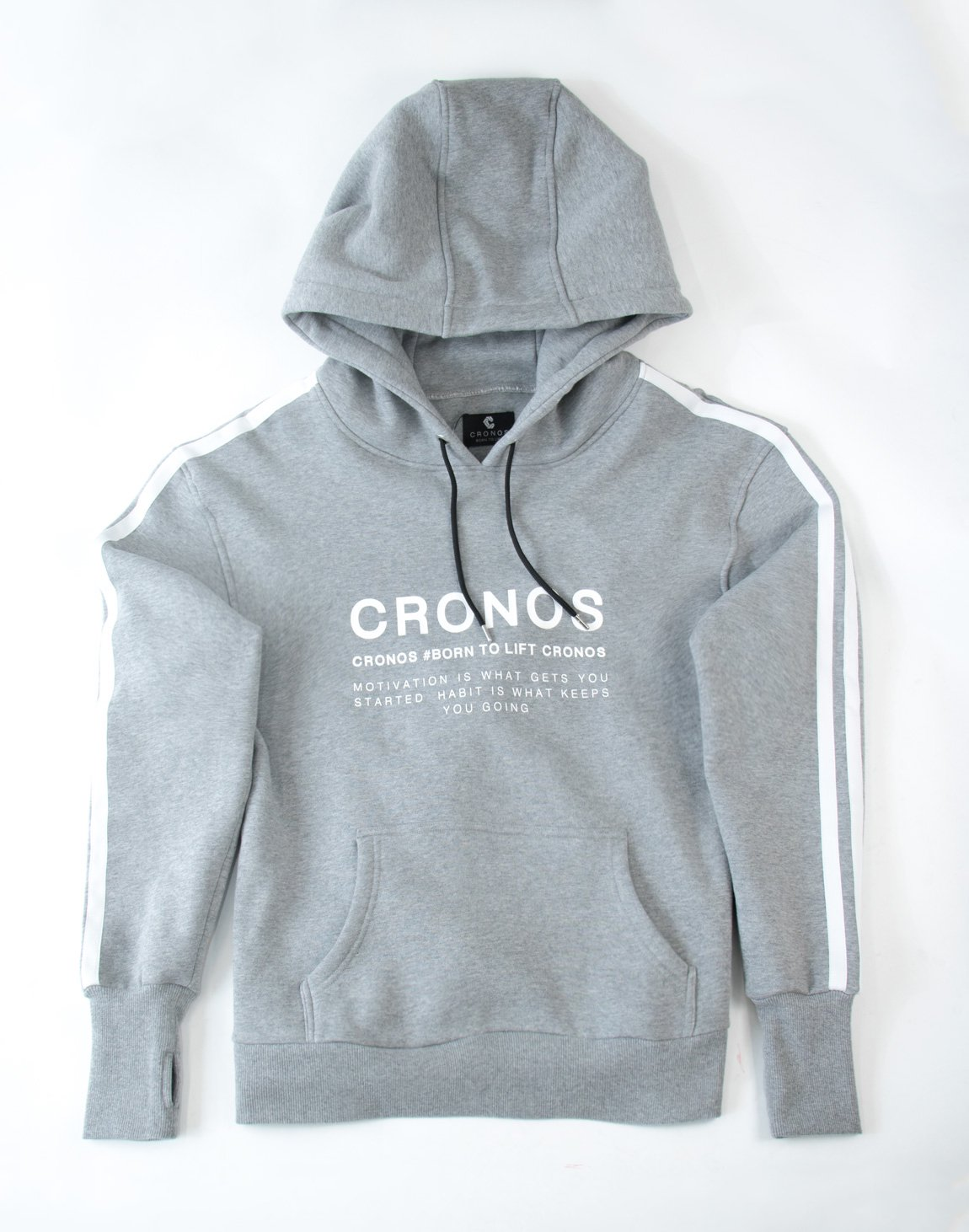 <img class='new_mark_img1' src='https://img.shop-pro.jp/img/new/icons1.gif' style='border:none;display:inline;margin:0px;padding:0px;width:auto;' />CRONOS Sentence Pull Over Parka GRAY