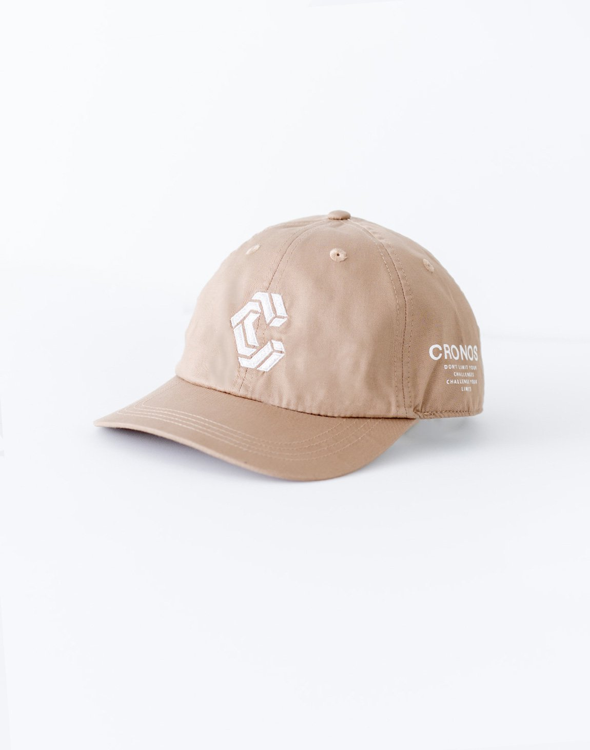 <img class='new_mark_img1' src='https://img.shop-pro.jp/img/new/icons55.gif' style='border:none;display:inline;margin:0px;padding:0px;width:auto;' />CRONOS Logo Cap-BEIGE
