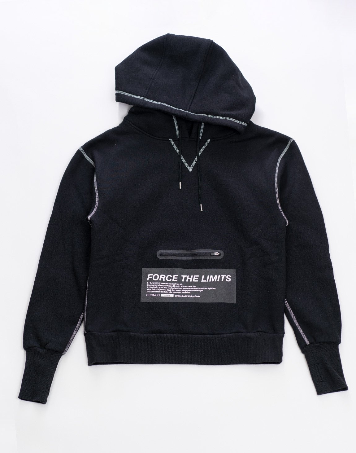 <img class='new_mark_img1' src='https://img.shop-pro.jp/img/new/icons1.gif' style='border:none;display:inline;margin:0px;padding:0px;width:auto;' />PK0015-SWEAT-PARKA-特色BLACK