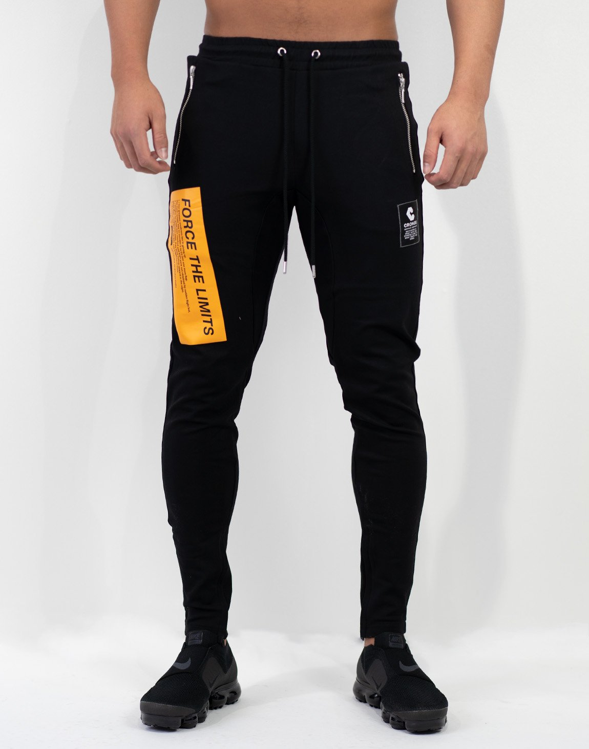 LP0012 Modo Pants BLACK