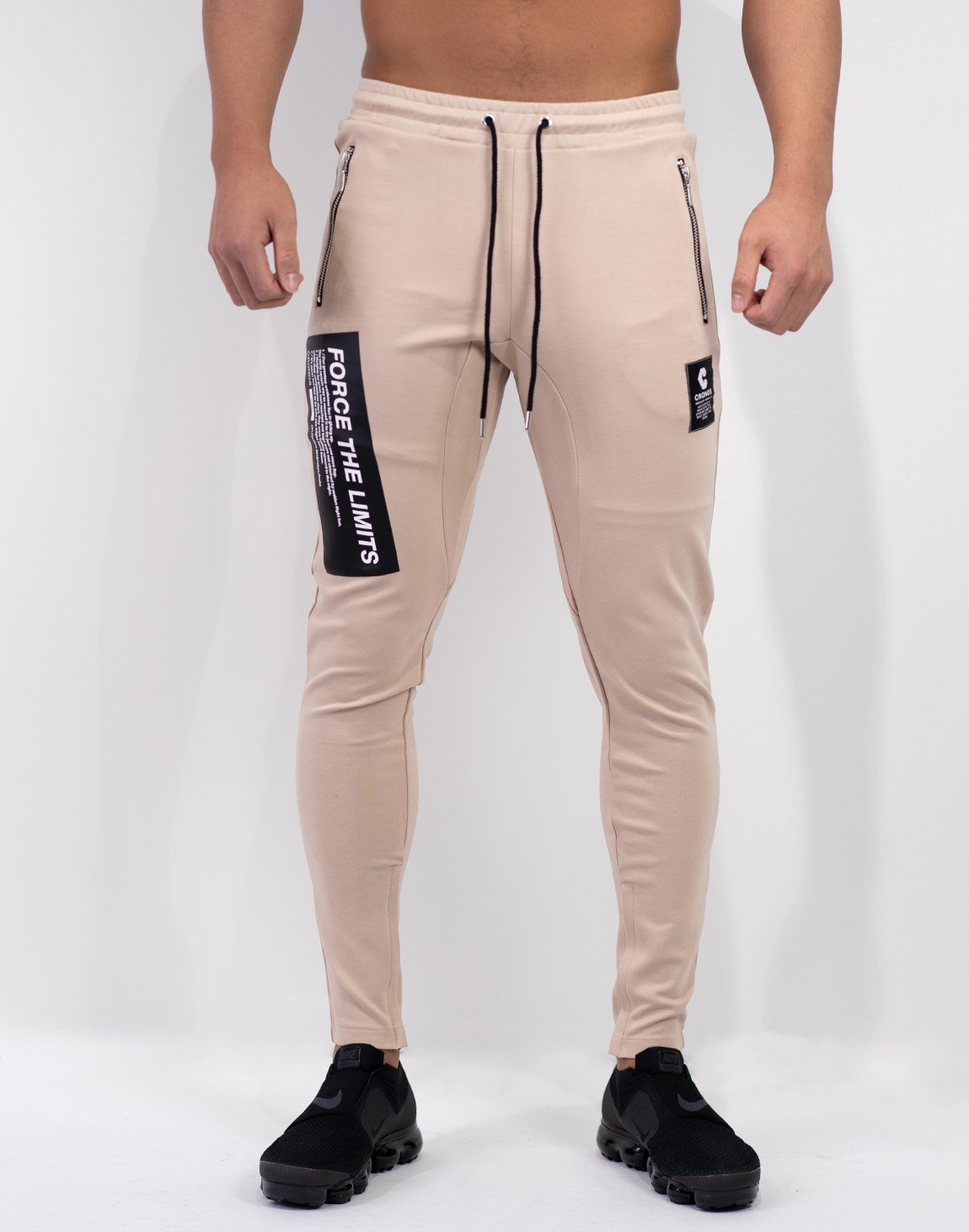 LP0012 Modo Pants BEIGE