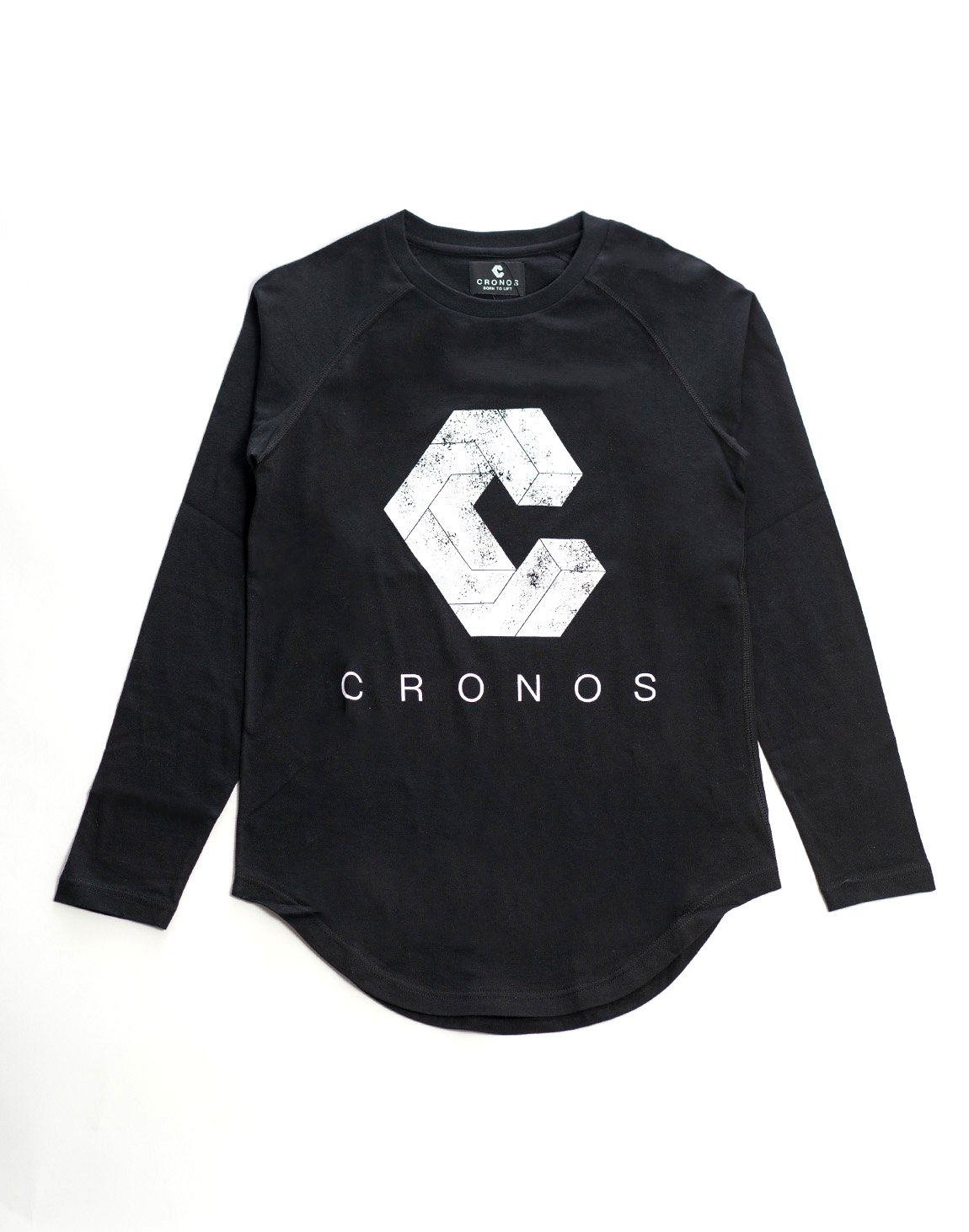 <img class='new_mark_img1' src='https://img.shop-pro.jp/img/new/icons1.gif' style='border:none;display:inline;margin:0px;padding:0px;width:auto;' />CRONOS CLASSIC LOG LONGSLEEVE  BLACK