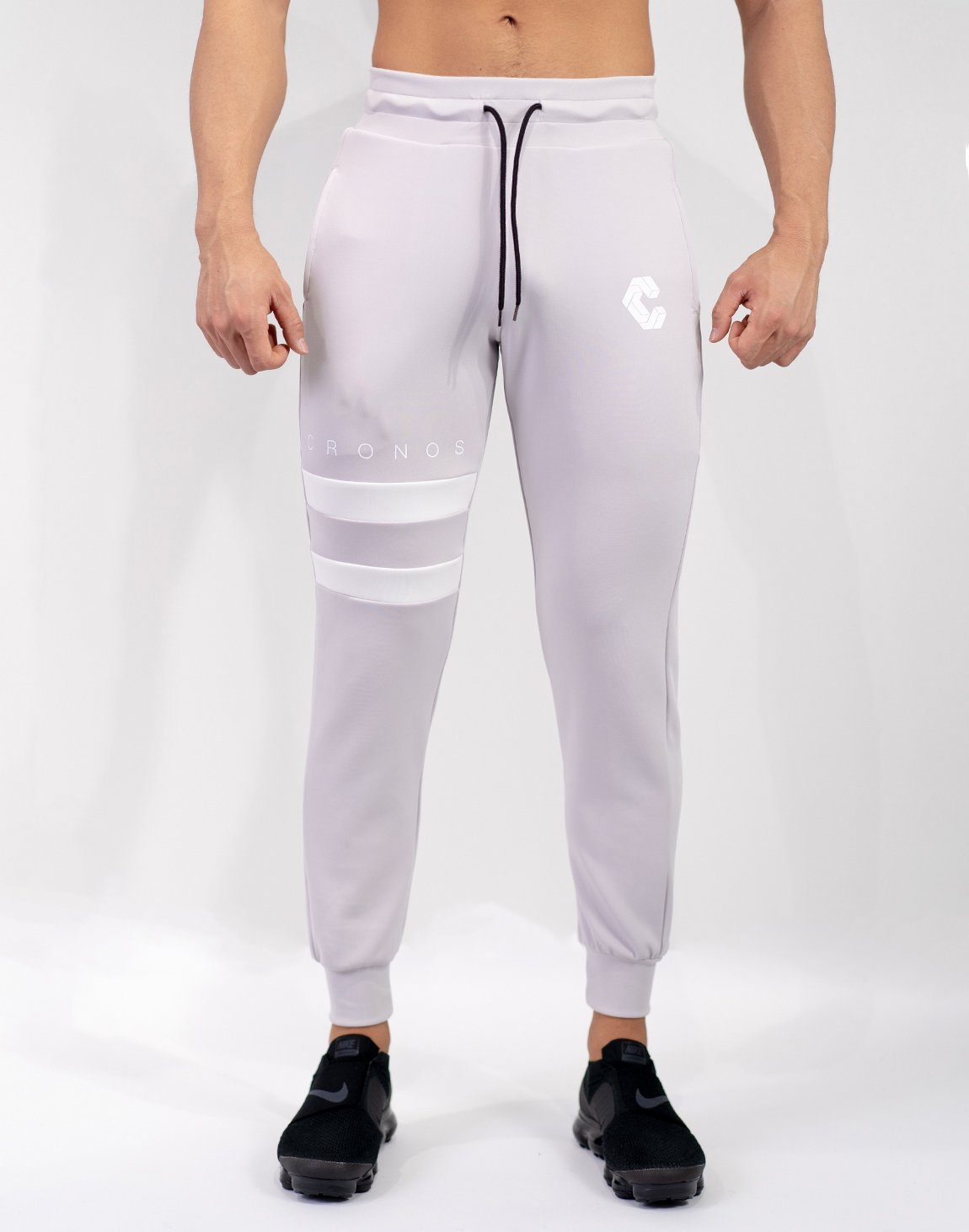 Mode Tow Line Jogger Pants Gray