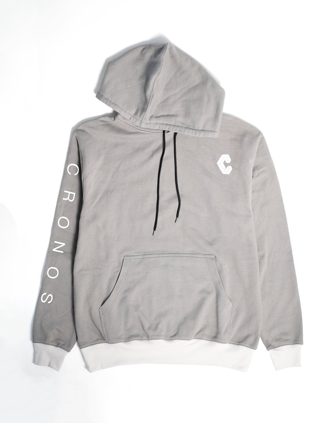 <img class='new_mark_img1' src='https://img.shop-pro.jp/img/new/icons1.gif' style='border:none;display:inline;margin:0px;padding:0px;width:auto;' />CRONOS ARM LOGO PARKA GRAY