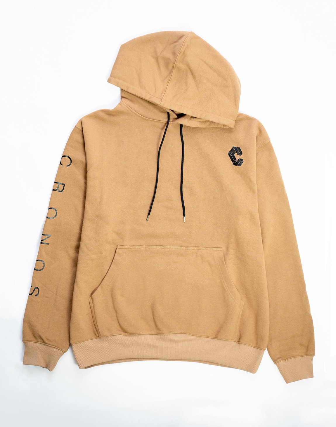 <img class='new_mark_img1' src='https://img.shop-pro.jp/img/new/icons1.gif' style='border:none;display:inline;margin:0px;padding:0px;width:auto;' />CRONOS ARM LOGO PARKA BROWN