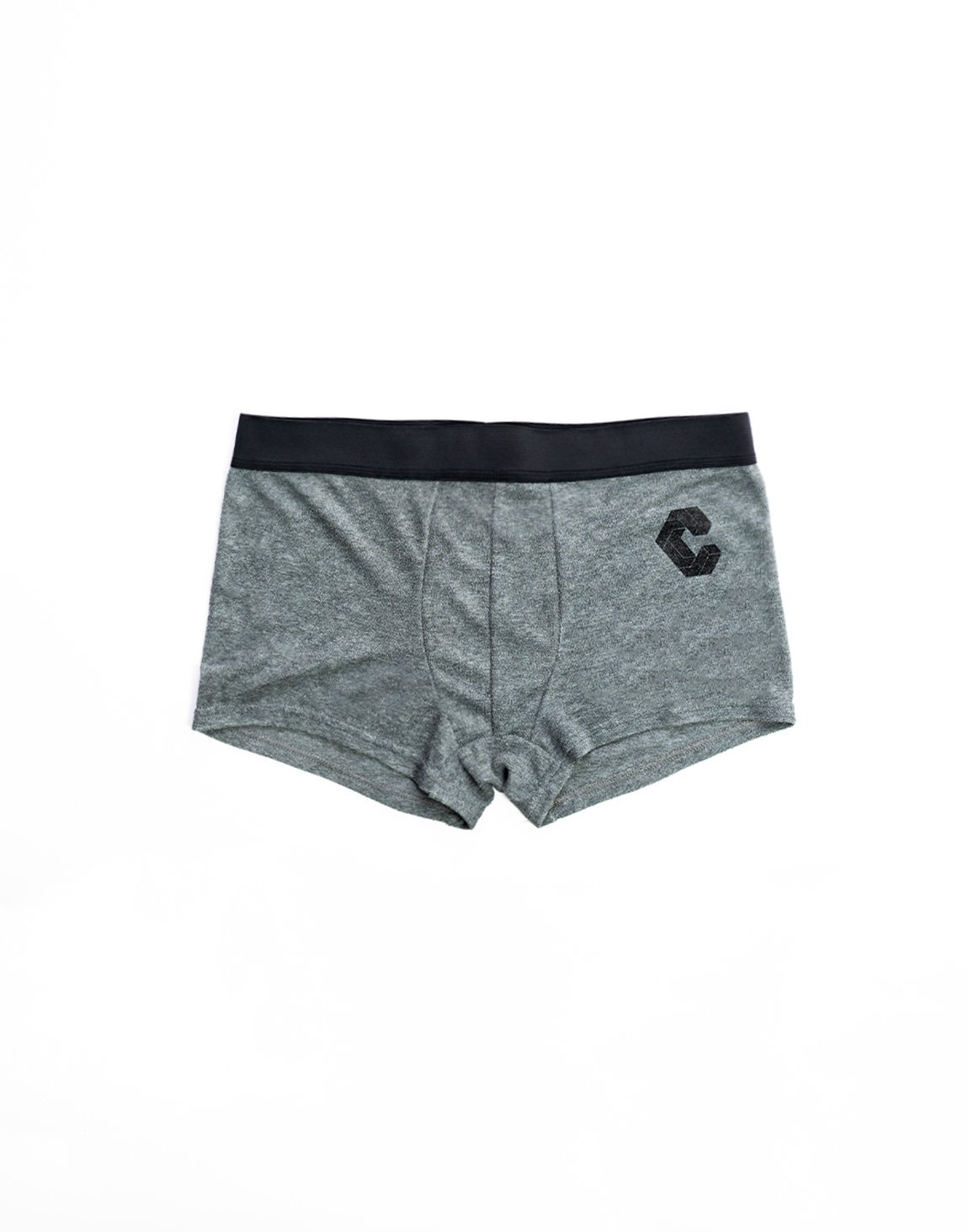 <img class='new_mark_img1' src='https://img.shop-pro.jp/img/new/icons1.gif' style='border:none;display:inline;margin:0px;padding:0px;width:auto;' />LOGO BOXER PANTS 01 GRAY