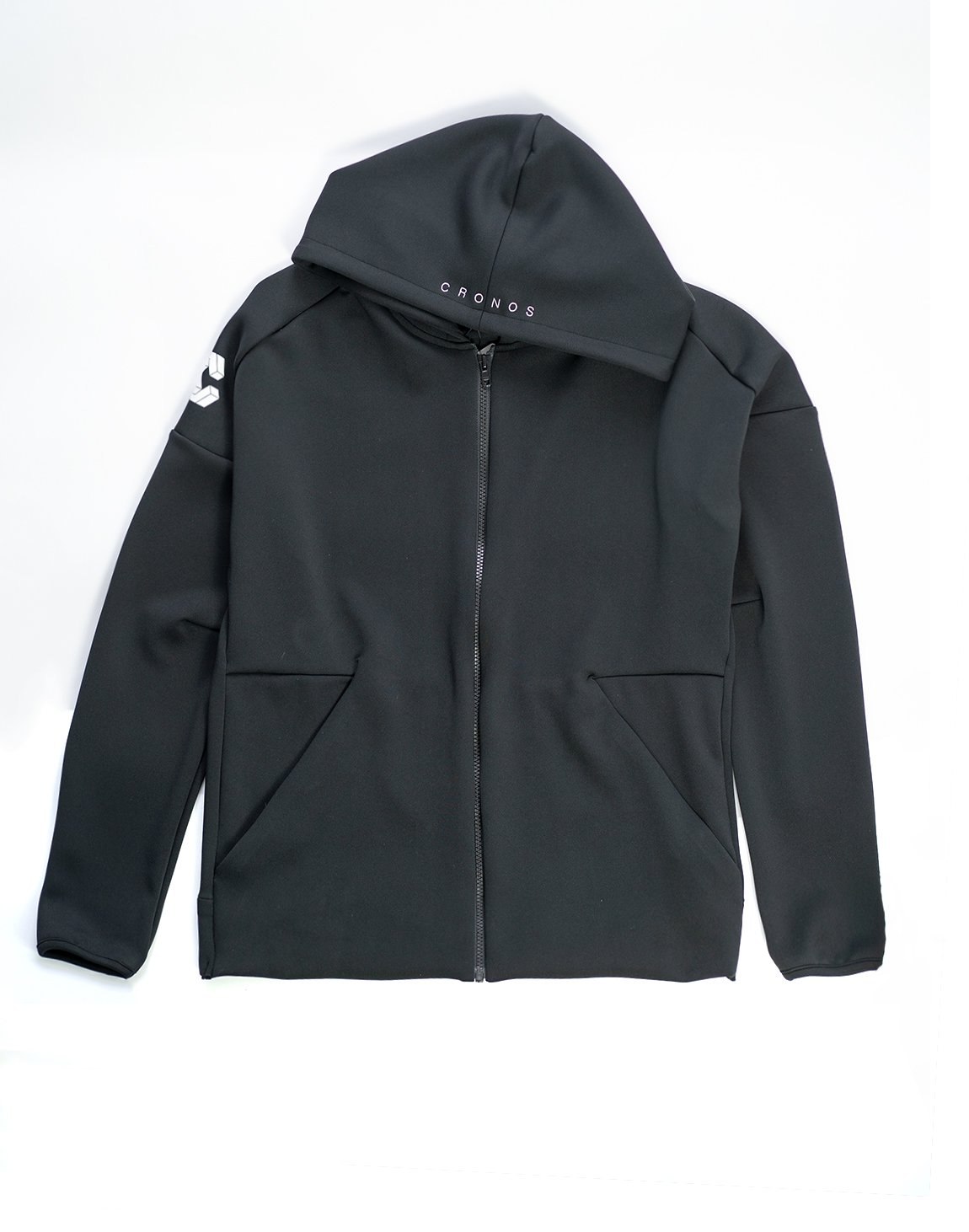 <img class='new_mark_img1' src='https://img.shop-pro.jp/img/new/icons1.gif' style='border:none;display:inline;margin:0px;padding:0px;width:auto;' /> ZIP UP STRETCH PARKA BLACK