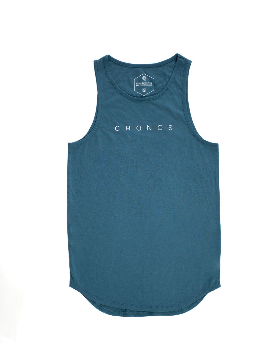 <img class='new_mark_img1' src='https://img.shop-pro.jp/img/new/icons1.gif' style='border:none;display:inline;margin:0px;padding:0px;width:auto;' />CRONOS LOGO TANKTOP BLUE