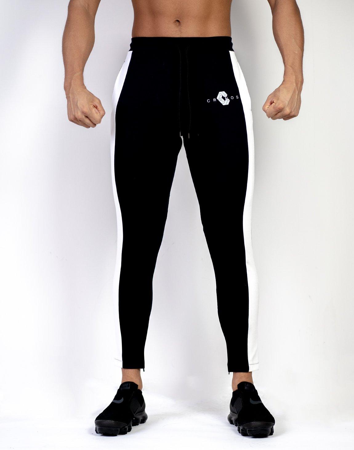Mode Thick line Pants  BLACK