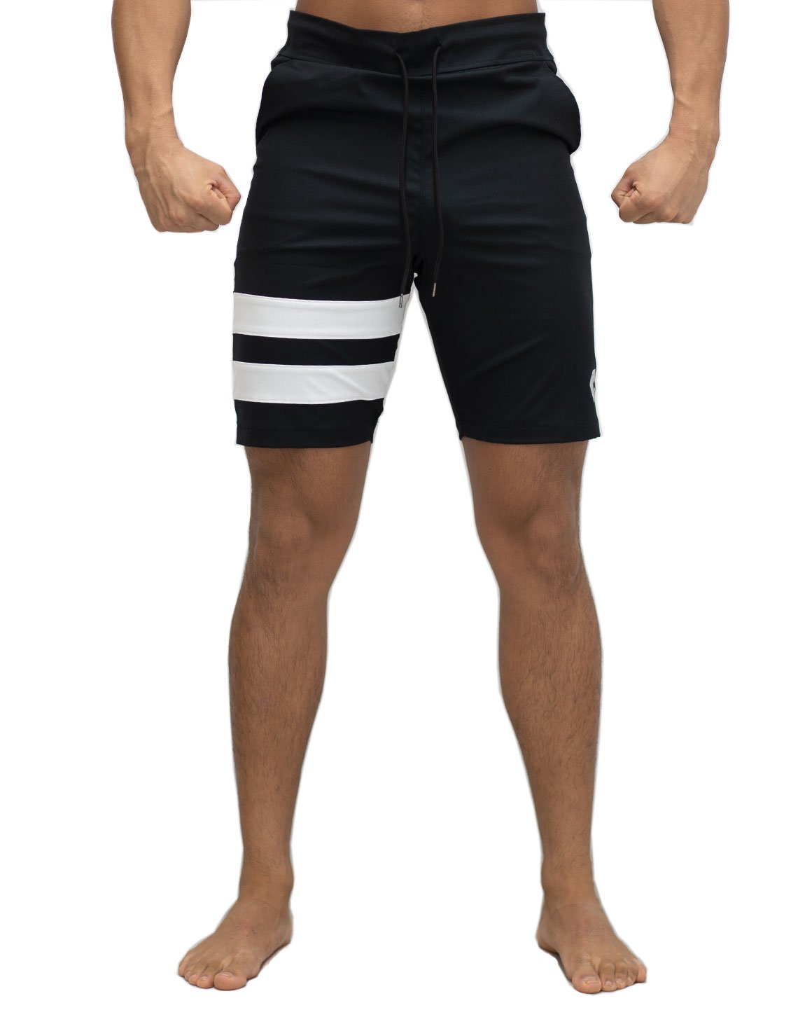 <img class='new_mark_img1' src='https://img.shop-pro.jp/img/new/icons1.gif' style='border:none;display:inline;margin:0px;padding:0px;width:auto;' />CRONOS TIGHT BOARD SHORTS BLACK