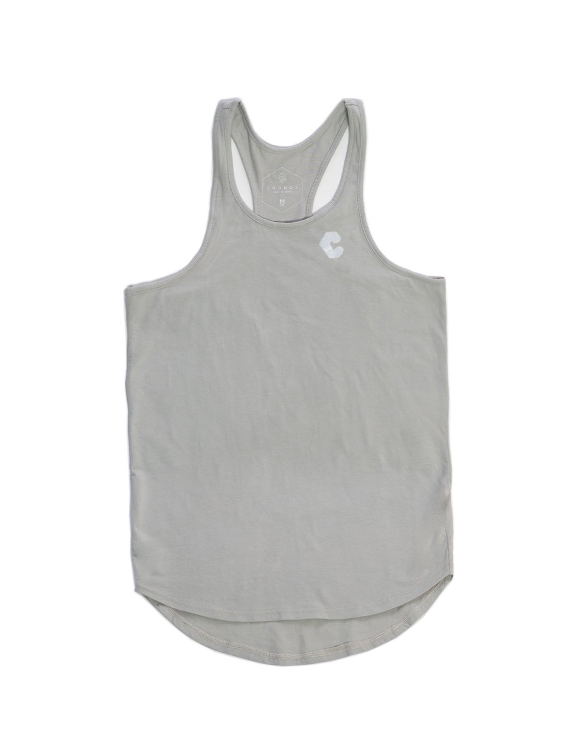 <img class='new_mark_img1' src='https://img.shop-pro.jp/img/new/icons1.gif' style='border:none;display:inline;margin:0px;padding:0px;width:auto;' />CRONOS BACK LOG TANK TOP GRAY