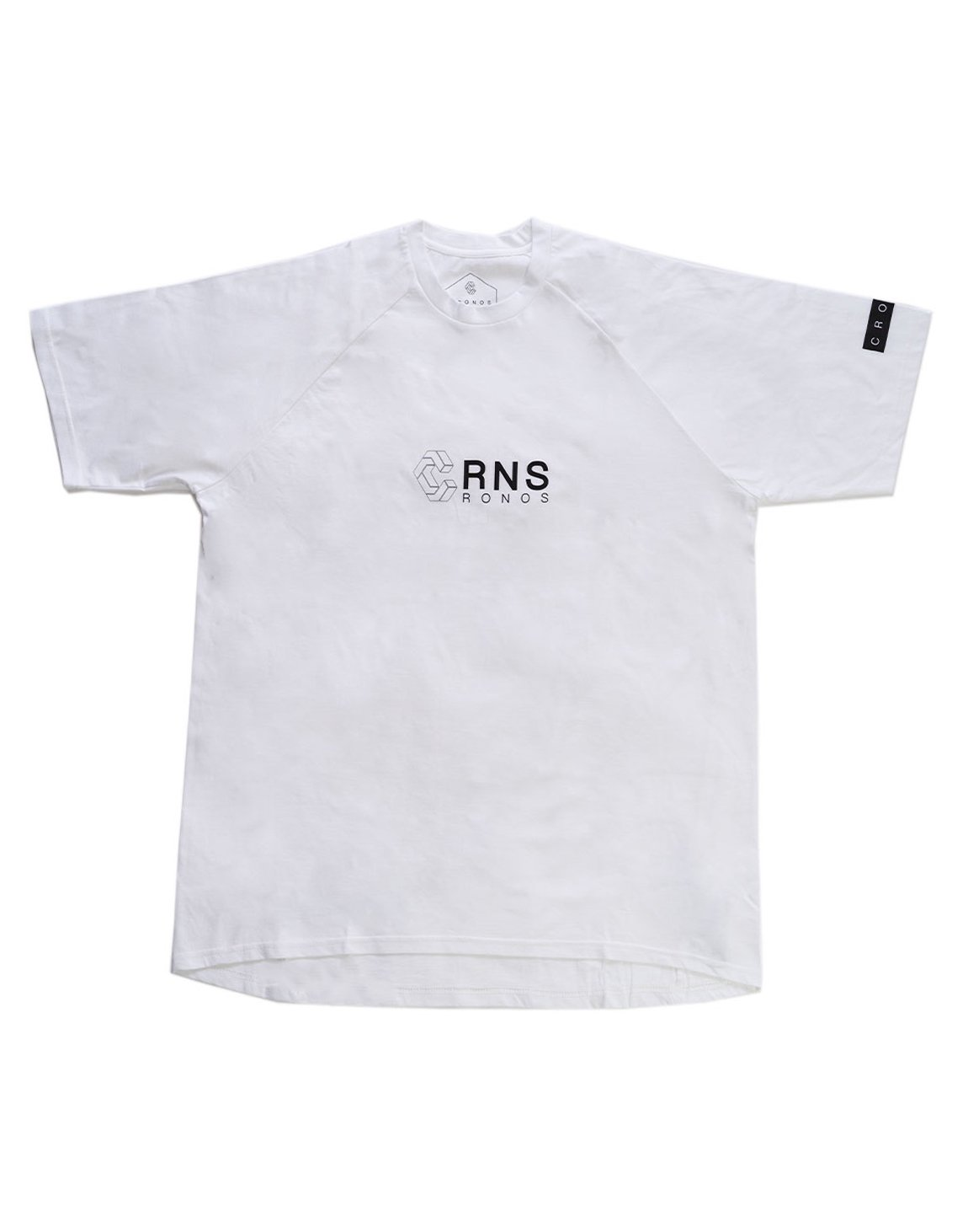 <img class='new_mark_img1' src='https://img.shop-pro.jp/img/new/icons1.gif' style='border:none;display:inline;margin:0px;padding:0px;width:auto;' />CRNS HEM ROUNDNESS T-SHIRTS 【WHITE】
