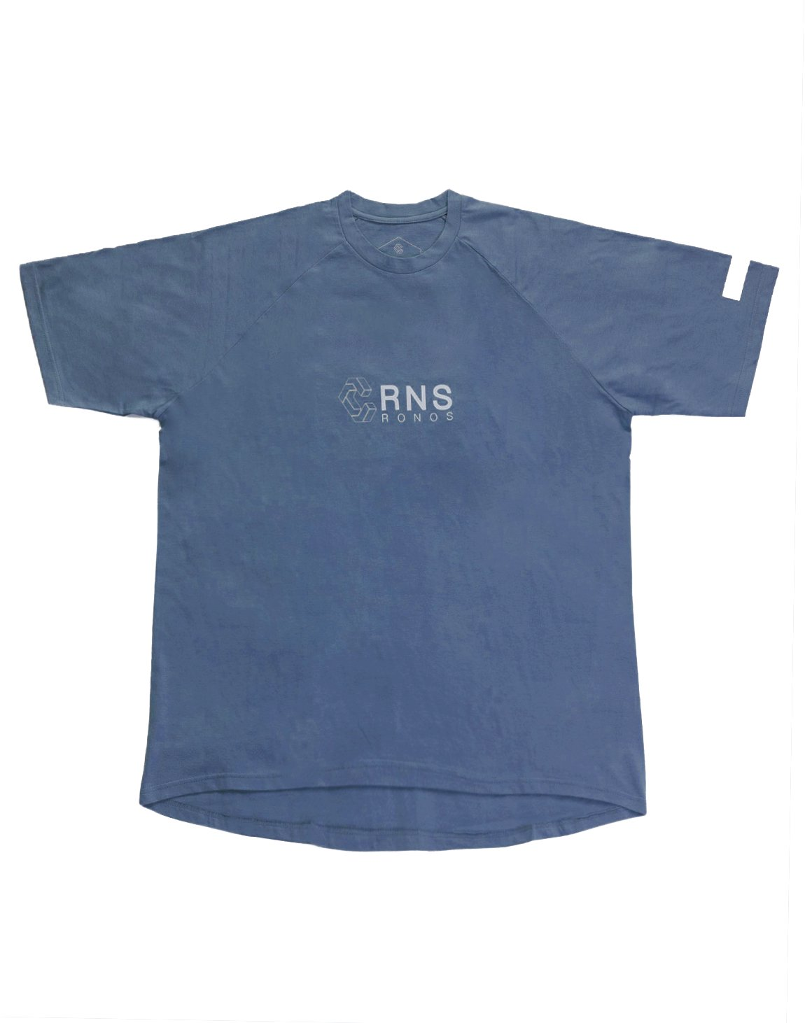 <img class='new_mark_img1' src='https://img.shop-pro.jp/img/new/icons1.gif' style='border:none;display:inline;margin:0px;padding:0px;width:auto;' />CRNS HEM ROUNDNESS T-SHIRTS 【BLUE】