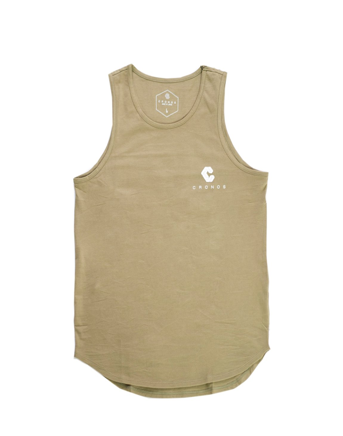 <img class='new_mark_img1' src='https://img.shop-pro.jp/img/new/icons1.gif' style='border:none;display:inline;margin:0px;padding:0px;width:auto;' />CRNS BACK BIG LOGO TANK TOP 【GREEN】