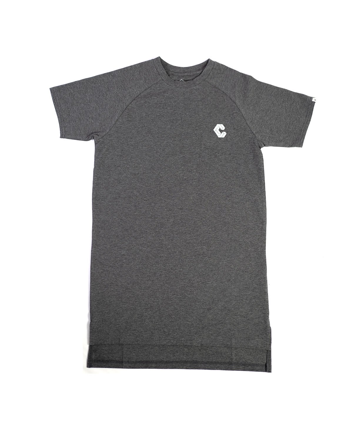 <img class='new_mark_img1' src='https://img.shop-pro.jp/img/new/icons55.gif' style='border:none;display:inline;margin:0px;padding:0px;width:auto;' />CRONOS BACK BOX LOGO FIT T-SHIRTS 【GRAY】