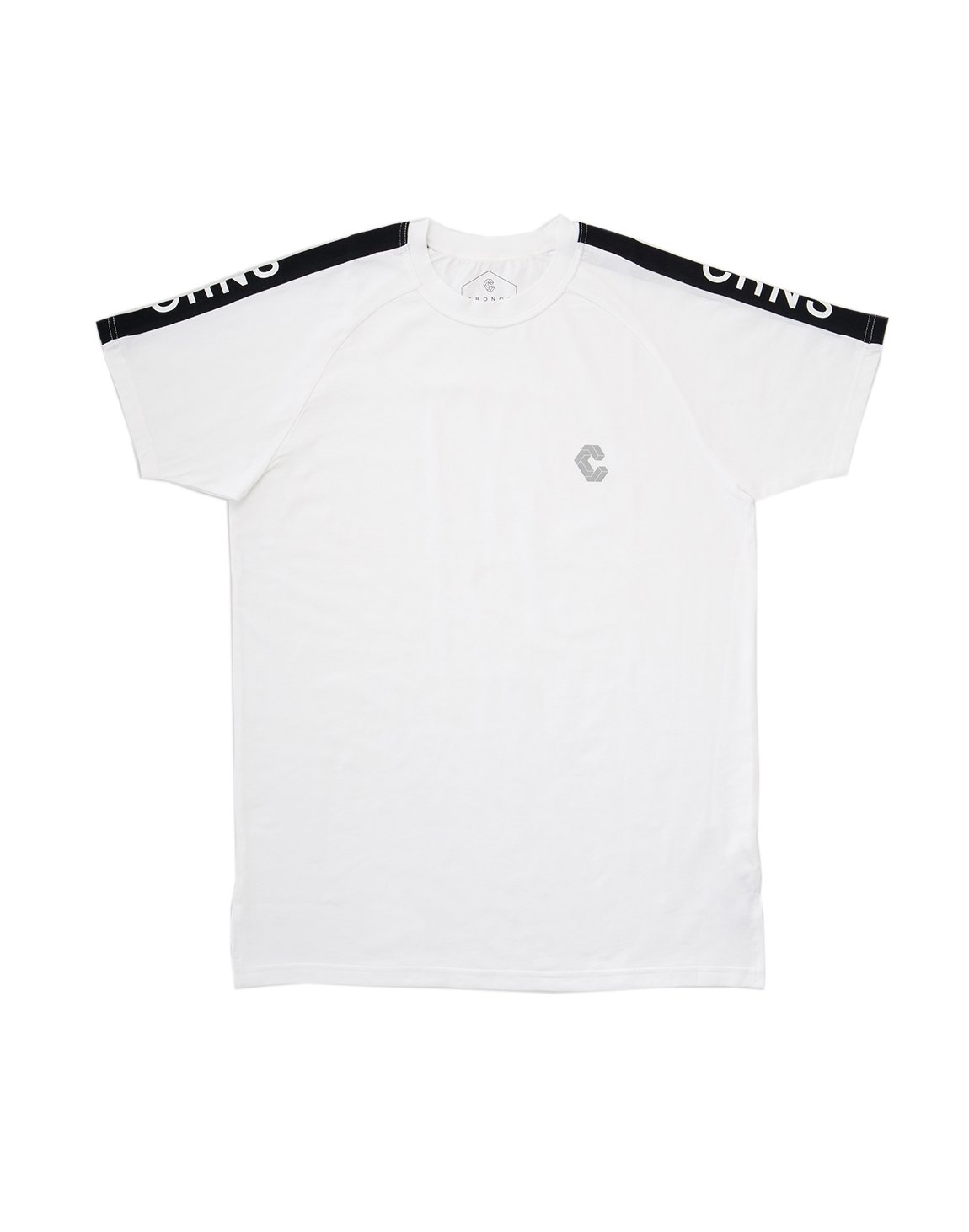 <img class='new_mark_img1' src='https://img.shop-pro.jp/img/new/icons55.gif' style='border:none;display:inline;margin:0px;padding:0px;width:auto;' />CRNS SHOULDER LOGO FIT T-SHIRTS 【WHITE】