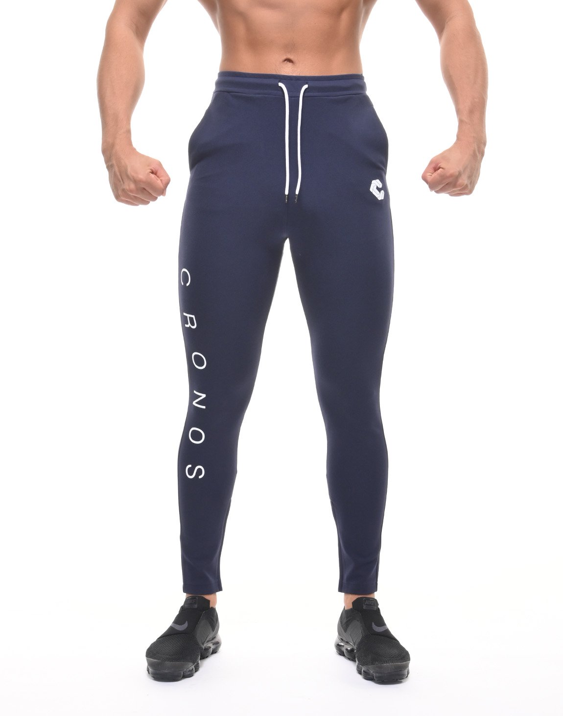 <img class='new_mark_img1' src='https://img.shop-pro.jp/img/new/icons1.gif' style='border:none;display:inline;margin:0px;padding:0px;width:auto;' />CRONOS SIDE FONT PANTS 【NAVY】