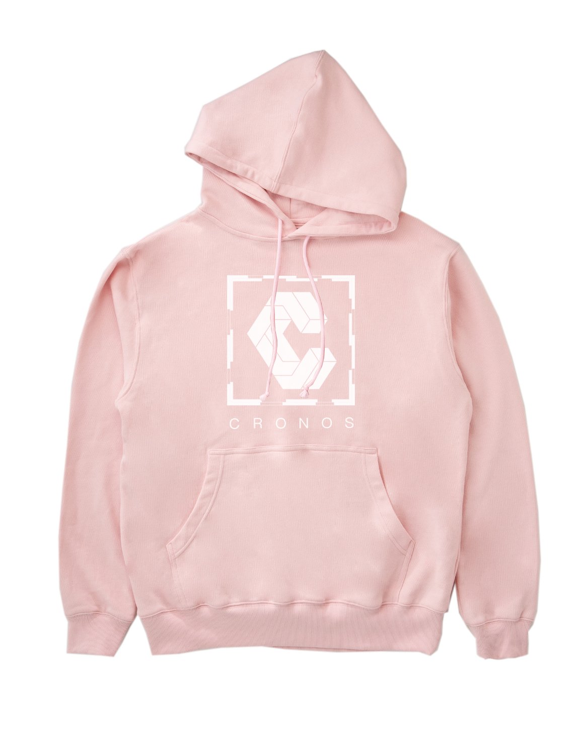 <img class='new_mark_img1' src='https://img.shop-pro.jp/img/new/icons1.gif' style='border:none;display:inline;margin:0px;padding:0px;width:auto;' />CRONOS SQUARE LOGO  PARKA 【PINK】