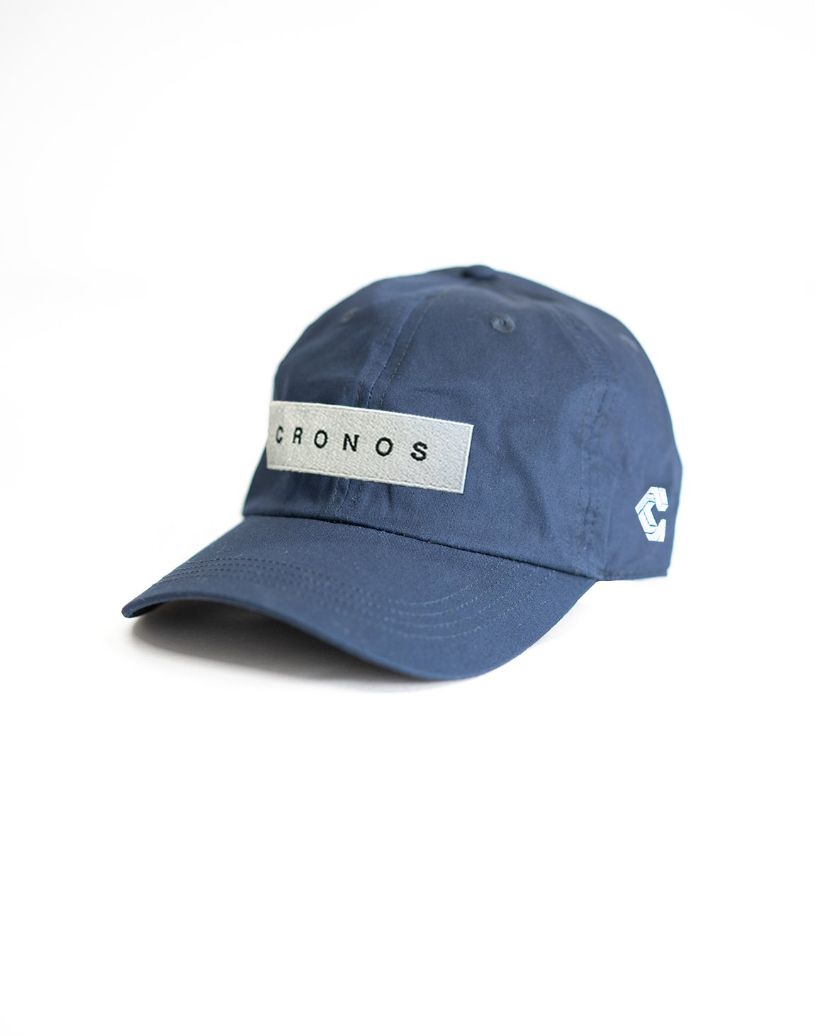 <img class='new_mark_img1' src='https://img.shop-pro.jp/img/new/icons1.gif' style='border:none;display:inline;margin:0px;padding:0px;width:auto;' />CRONOS BOX LOGO CAP 【NAVY】