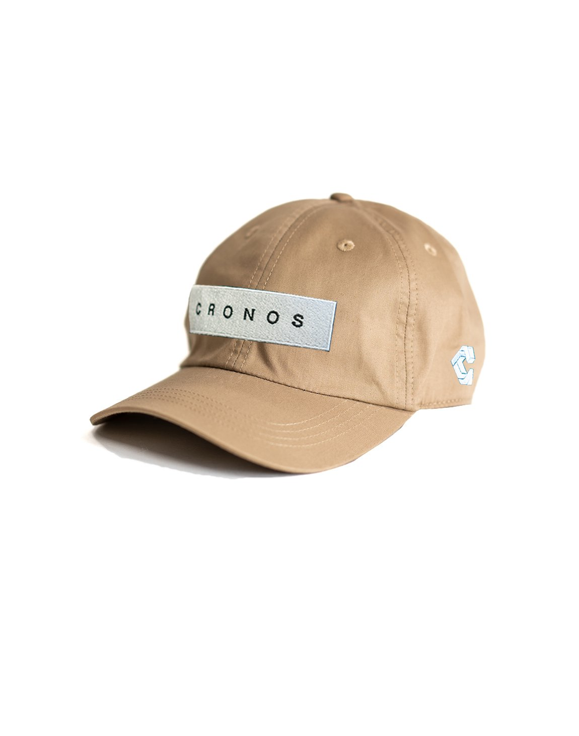 <img class='new_mark_img1' src='https://img.shop-pro.jp/img/new/icons1.gif' style='border:none;display:inline;margin:0px;padding:0px;width:auto;' />CRONOS BOX LOGO CAP 【BEIGE】