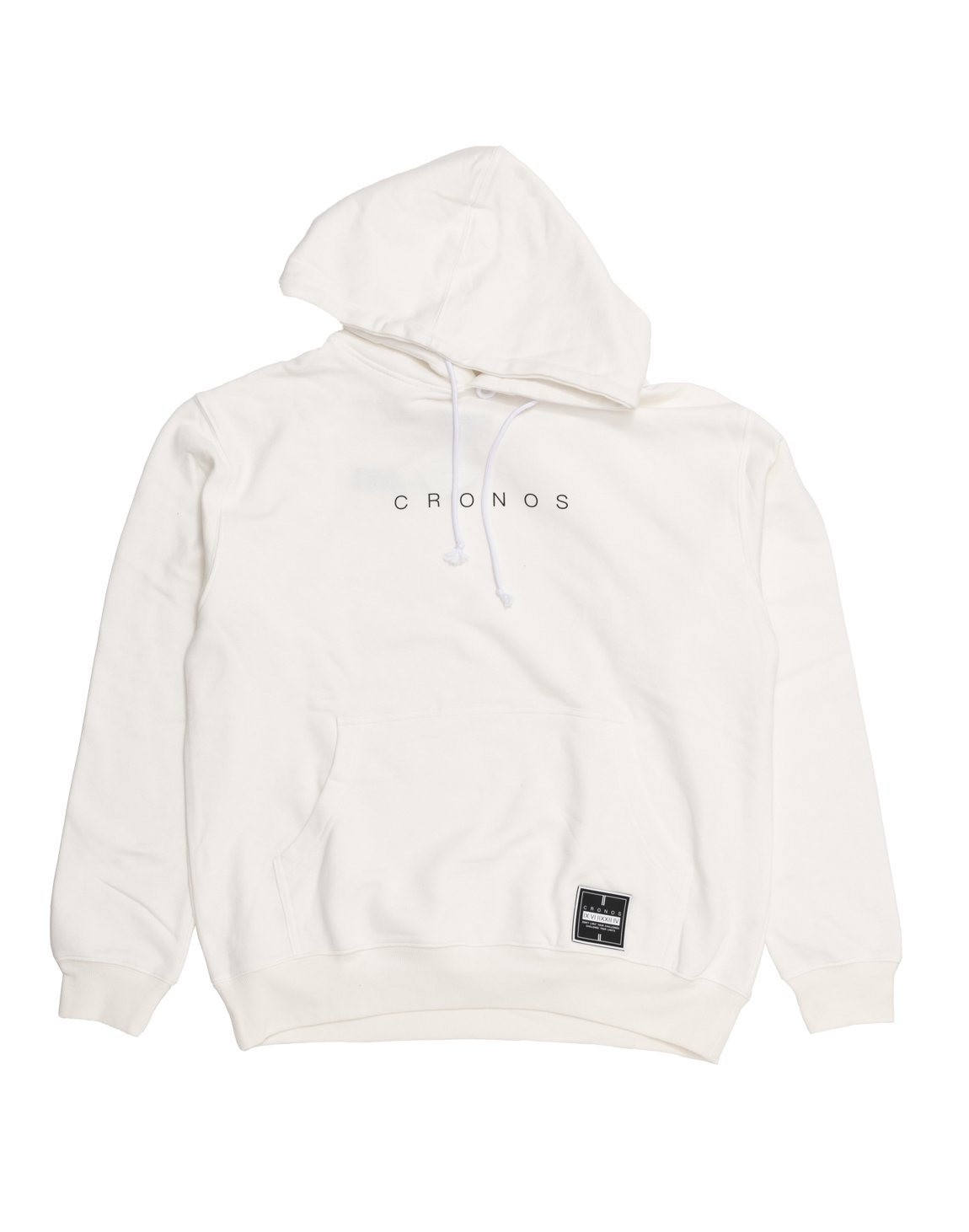 <img class='new_mark_img1' src='https://img.shop-pro.jp/img/new/icons1.gif' style='border:none;display:inline;margin:0px;padding:0px;width:auto;' />CRONOS NUMERALS PATCH PARKA 【WHITE】
