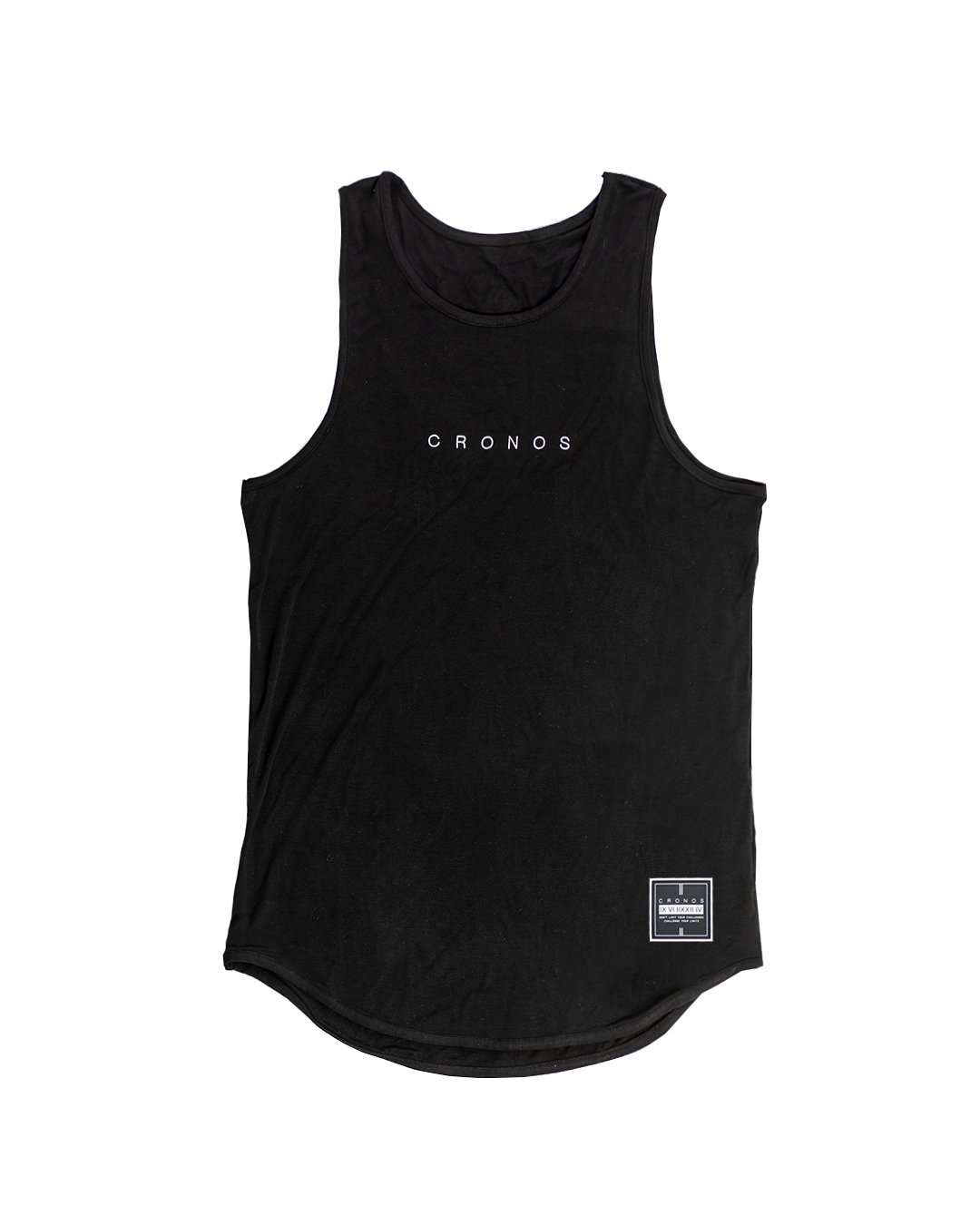 <img class='new_mark_img1' src='https://img.shop-pro.jp/img/new/icons1.gif' style='border:none;display:inline;margin:0px;padding:0px;width:auto;' />CRONOS OUTLAST TANK TOP 【BLACK】
