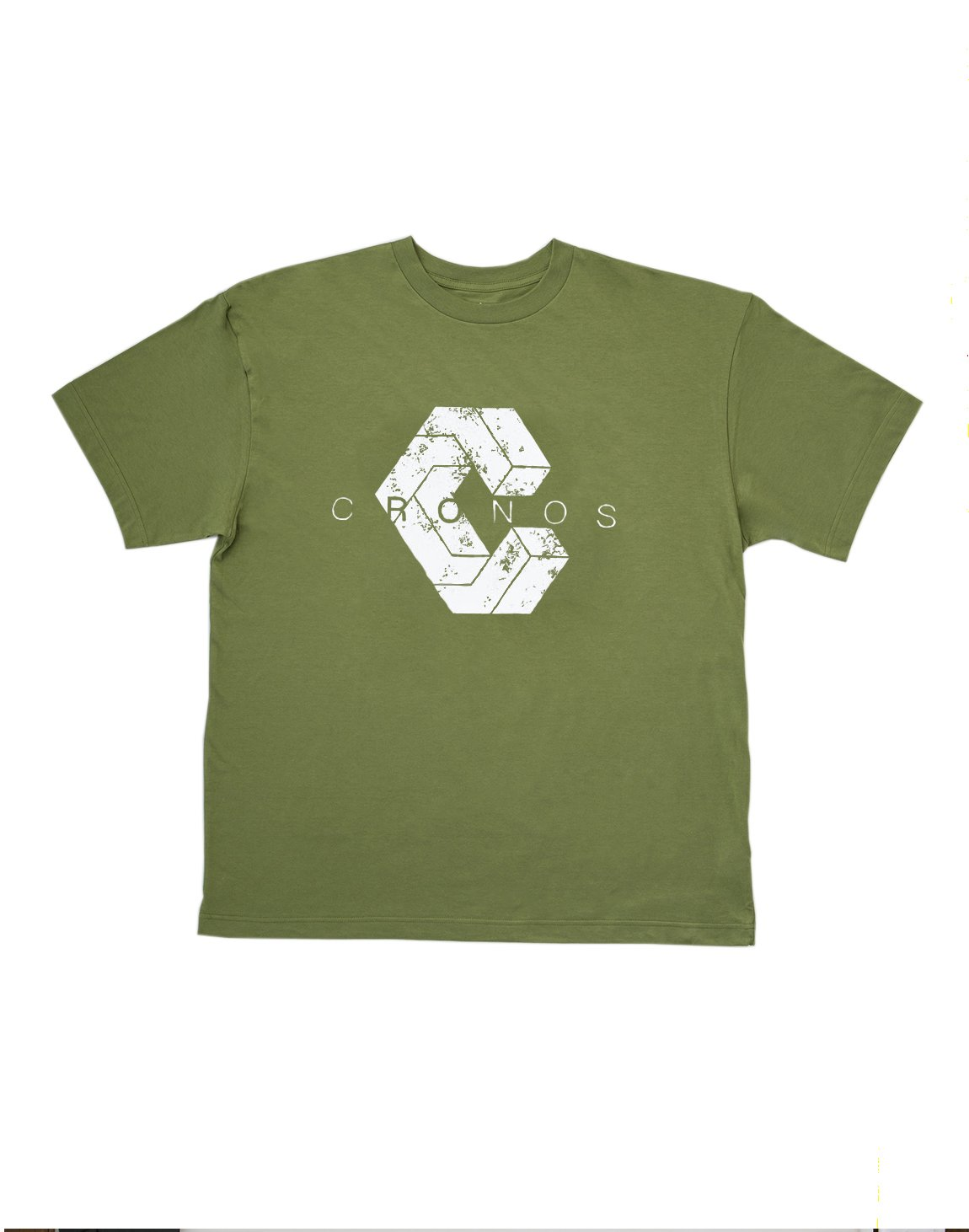 <img class='new_mark_img1' src='https://img.shop-pro.jp/img/new/icons1.gif' style='border:none;display:inline;margin:0px;padding:0px;width:auto;' />BIG LOGO OVER SIZE T-SHIRT 【OLIVE&KHAKI】