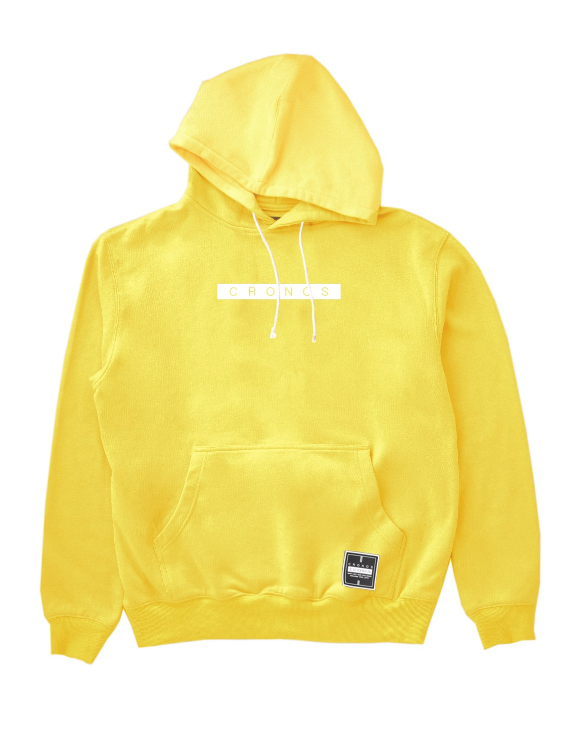 <img class='new_mark_img1' src='https://img.shop-pro.jp/img/new/icons1.gif' style='border:none;display:inline;margin:0px;padding:0px;width:auto;' />CRONOS BOX LOGO PULL OVER PARKA 【YELLOW】