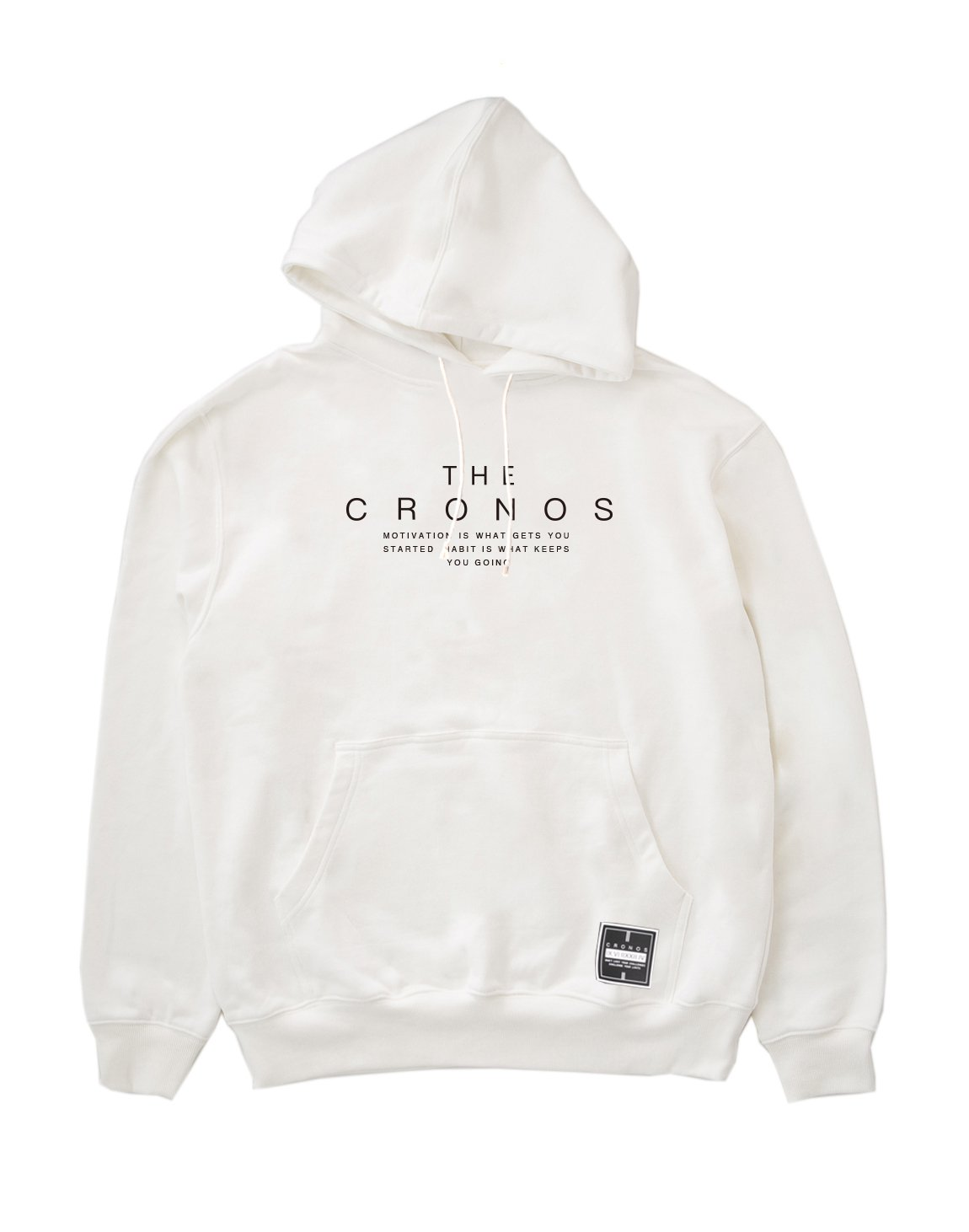 CRONOS SENTENCE PULL OVER PARKA 【WHITE】<img class='new_mark_img2' src='https://img.shop-pro.jp/img/new/icons1.gif' style='border:none;display:inline;margin:0px;padding:0px;width:auto;' />