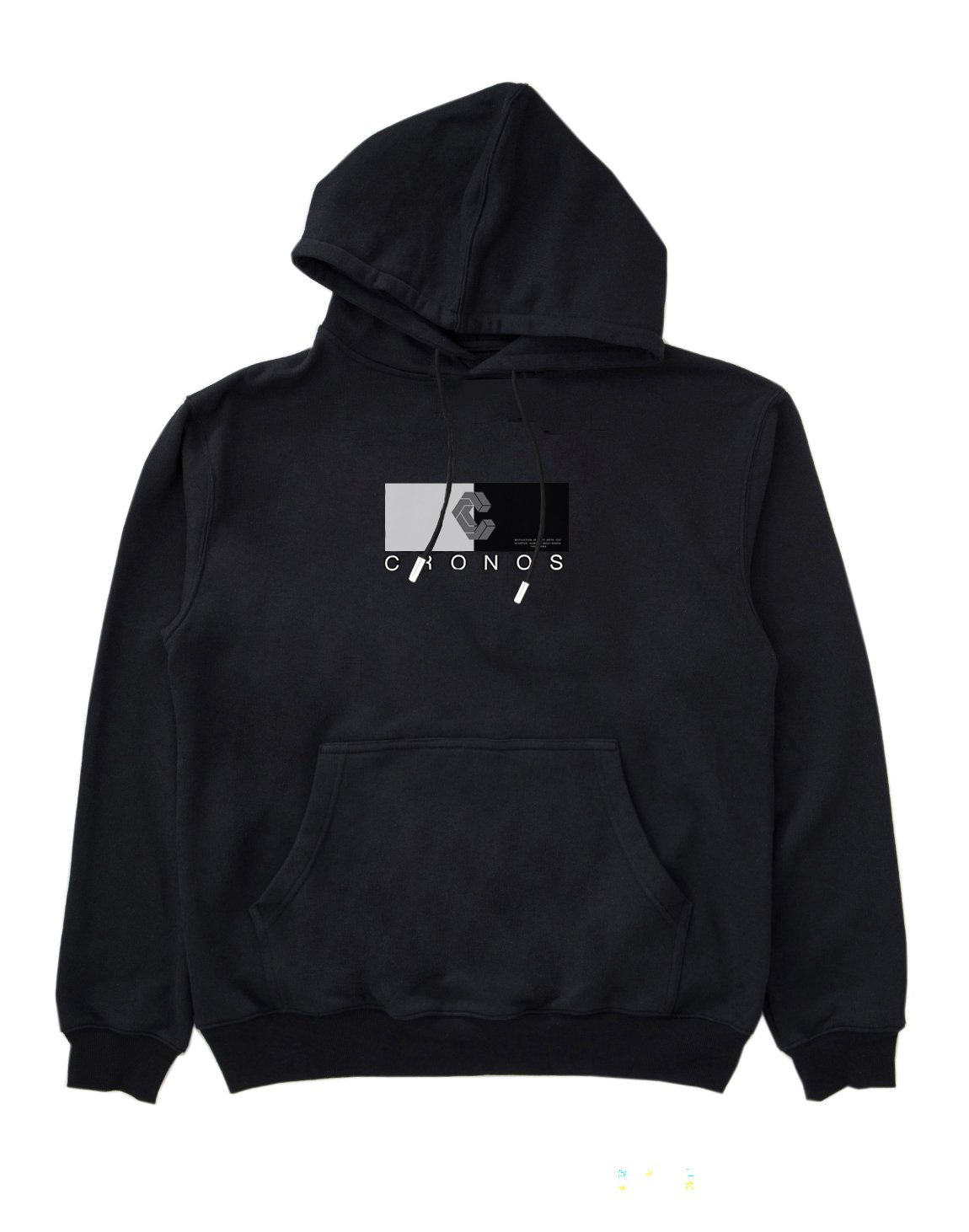 <img class='new_mark_img1' src='https://img.shop-pro.jp/img/new/icons55.gif' style='border:none;display:inline;margin:0px;padding:0px;width:auto;' />CRONOS HALF COLOR HOODY 【BLACK】